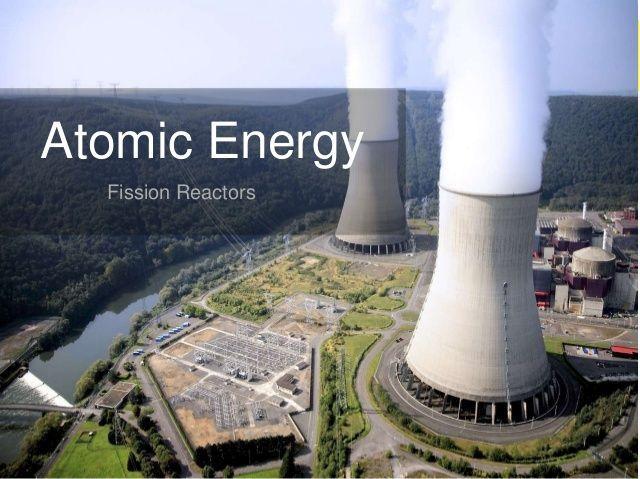 atomic reactor india