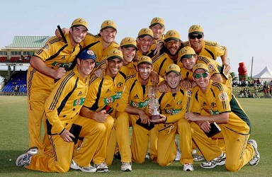 australia in west indies 2008