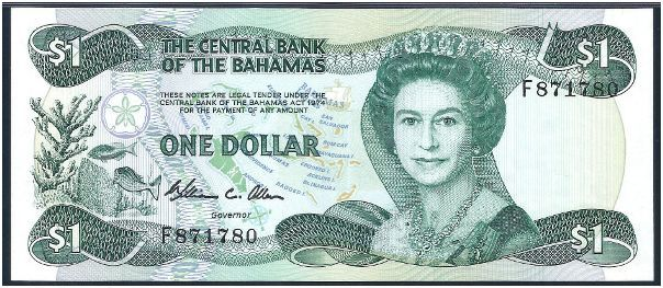 bahamas currency-