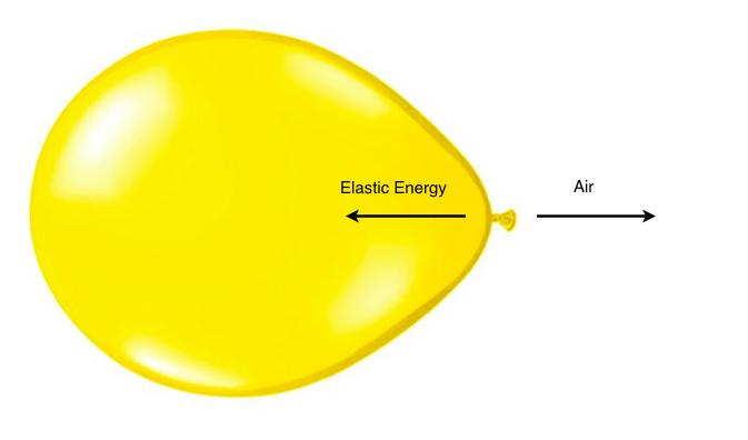 balloon elasticity