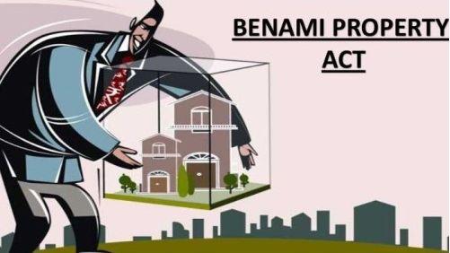 benami-act-2016