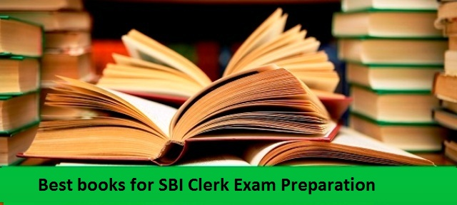 Best Books for SBI Clerk Preparation