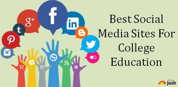 Best Social Media Sites For College Education