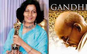 bhanu athaiya gandhi film