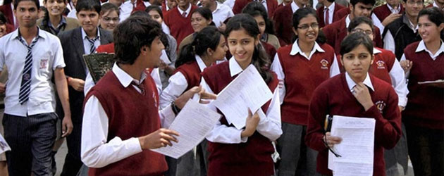 Analysis of CBSE Board Exams and CCE Pattern of Assessment