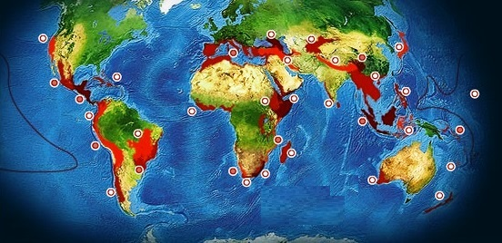 Biodiversity Hot Spots Region