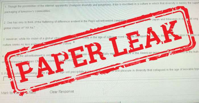 How were CBSE Board Papers Leaked?