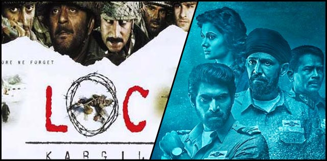 List of best bollywood war movies for NDA & CDS aspirants