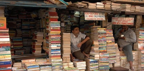 Book markets across India which are heaven for every book lover