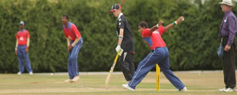 bowling blind cricket