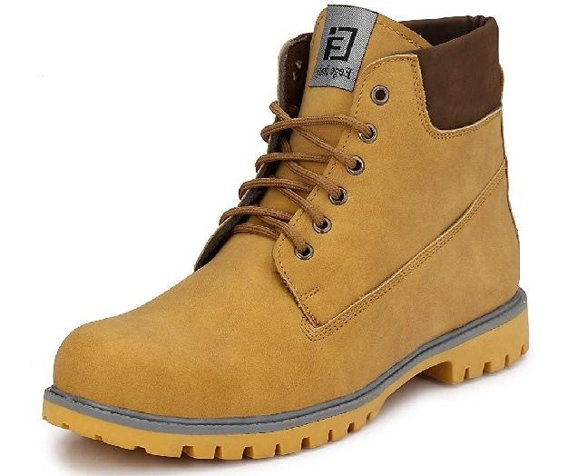 Brown Men Boots