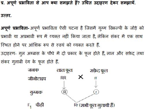 bihar board biology paper