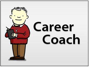 career coach, career guide, career counselor