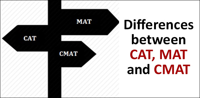 What are the differences between CAT MAT and CMAT