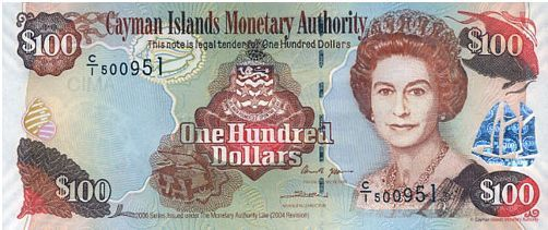 cayman island currency