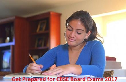 cbse board exams tips 2017