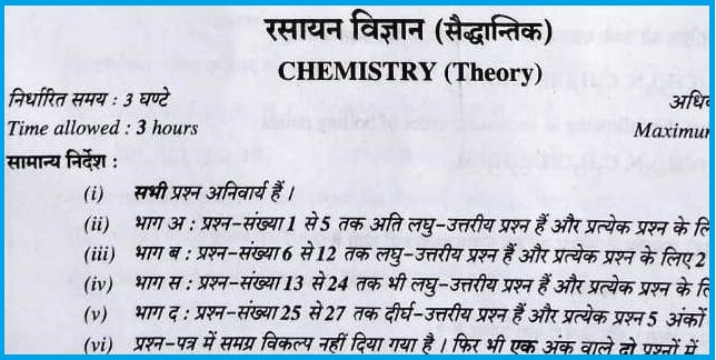 CBSE 12th Chemistry Paper Analysis, Review, Students