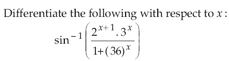 Important questions for Class 12 Maths board exam 2018: Q 7
