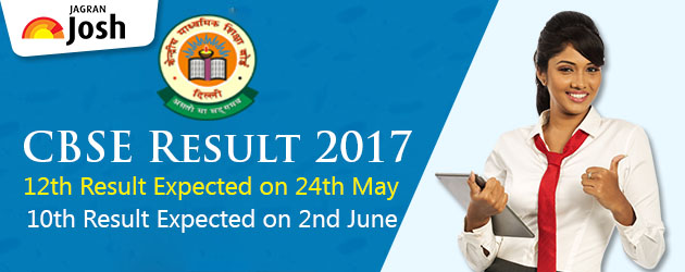 CBSE results date