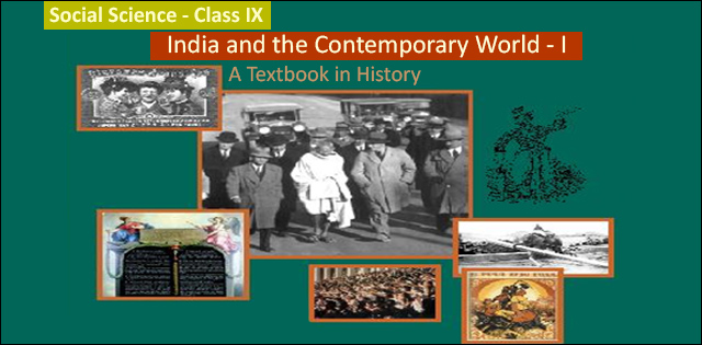NCERT Removes 3 Chapters from Class 9 History Book