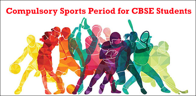 CBSE Makes Physical Education Compulsory for Class 1 to 8