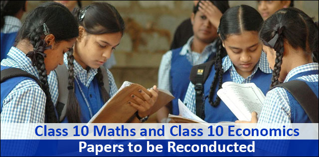 CBSE Class 10 Maths and Class 12 Economics Papers Leaked