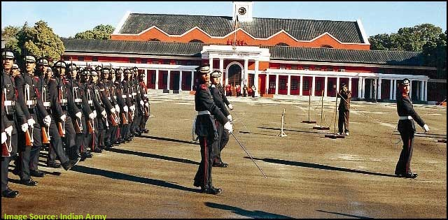 UPSC CDS Officers training and commissioning Indian Military Academy Dehradun=