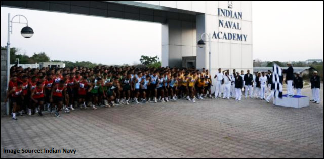 UPSC CDS Officers training and commissioning Indian Naval Academy Ezhimala=