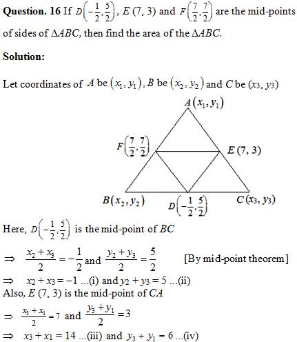 NCERT Exemplar Solutions Class 10 chapter 7 exercise-7 3