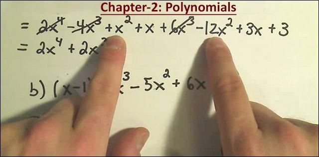 NCERT CBSE Class 10 Mathematics Chapter-2: Polynomials