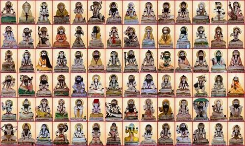 chaurasi naath siddhas
