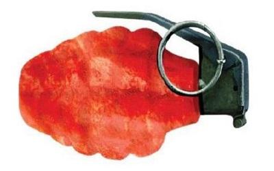 chilli hand granade