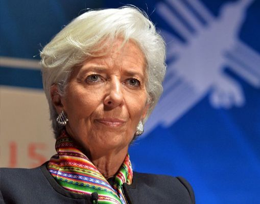 christine lagarde imf