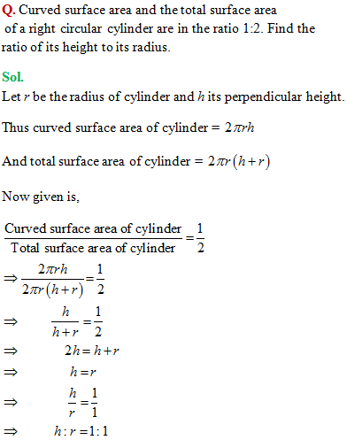 Mathematics Solved Practice Paper for CBSE Class 9 SA-II