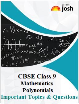 class 9 Mathematics Important Questions, polynomials important questions
