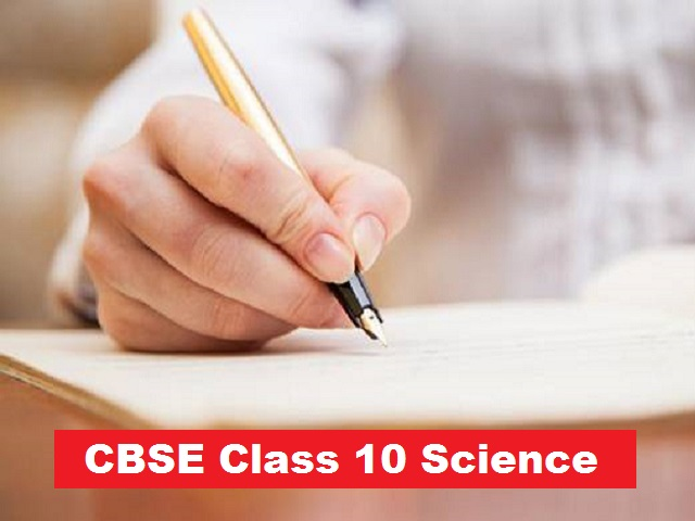 CBSE Class 10 Science Compartment Question Paper 2019