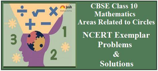 Class 10 Maths NCERT Exemplar Solutions