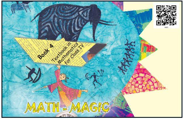 NCERT Class 4 Maths Book Math Magic 2019-2020: Download all