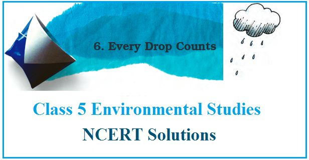 NCERT Solutions for Class 5 EVS