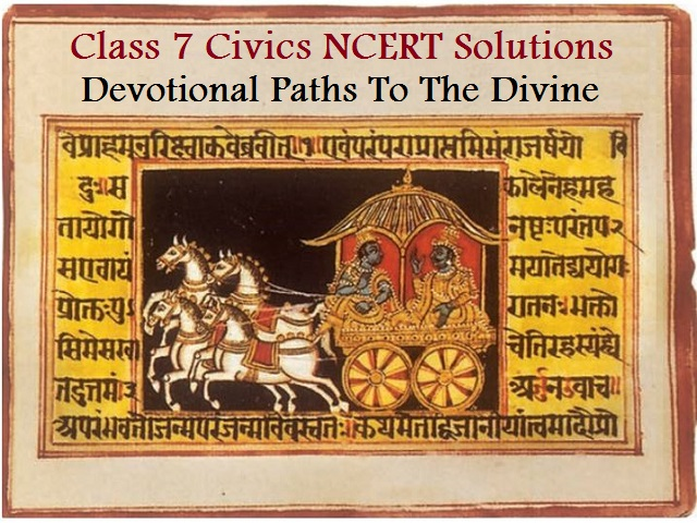 NCERT Solutions for Class 7 Social Science History Chapter 8