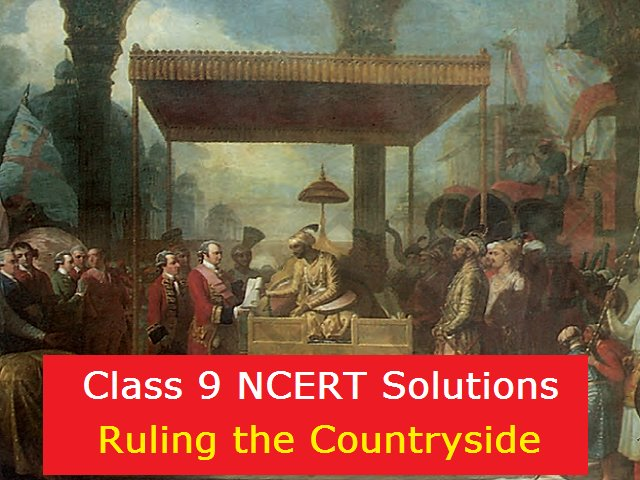 NCERT Solutions for Class 8 Social Science History Chapter 3
