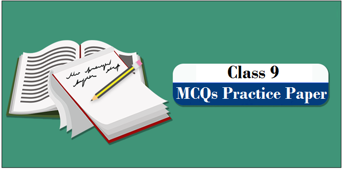 9 Multiple Choice Questions Practice Paper: Set V