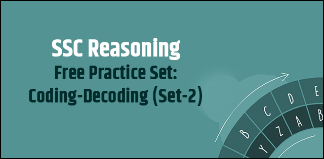 SSC reasoning pratice set