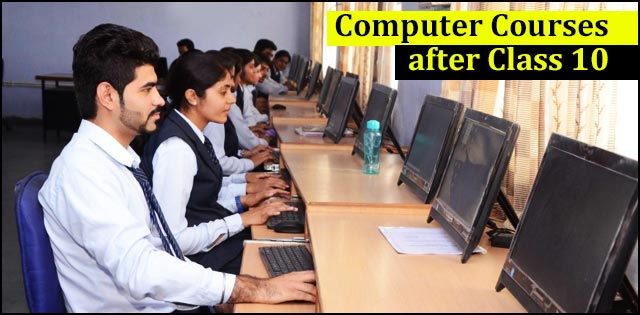 Best Short Term Computer Courses after Class 10