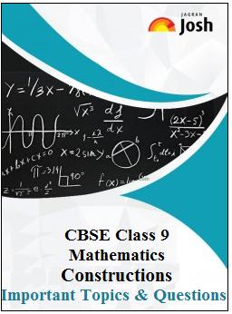 class 9 mathematics important questions, class 9 constructions important questions