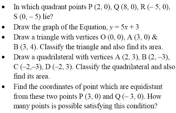 important geometry question Sample essential questions for math why are order of operations important when performing mathematical computations why is it important to understand properties and operations involving integers and negative rational numbers.