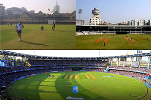 cricket stadium mumbai