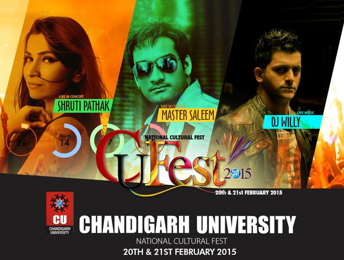Chandigarh University Cultural Fest