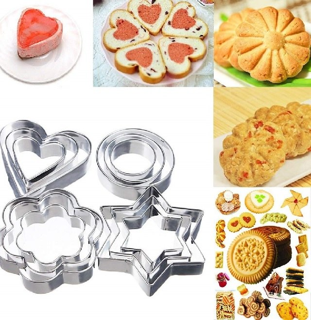 Steel Cookie Cutter