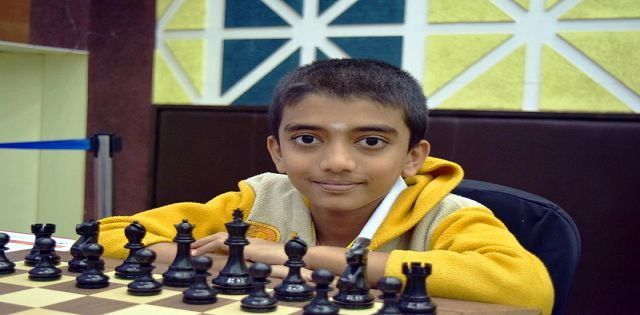 D Gukesh Youngest GM-India